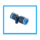Cupla pneumatica dreapta - PLASTIC