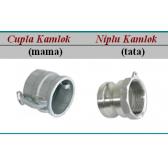 Cupla rapida Kamlok cu filet interior - 10 bar